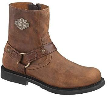 Harley-Davidson Men's Scout Harness Motorcycle Boot