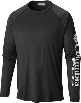 Columbia Men Pfg Big and Tall Terminal Tackle Long-Sleeve T-Shirt