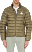 Polo Ralph Lauren Logo-print quilted shell jacket