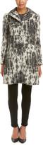 Jill Stuart Katarina Wool, Alpaca, & Mohair-Blend Coat