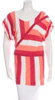 Chloé Striped Linen Tunic