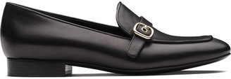 Church's Blanche buckle detail loafers