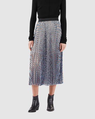 Maje Jela Skirt