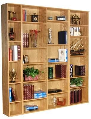 LIBRARY Winston Porter Tanaga Bookcase Winston Porter
