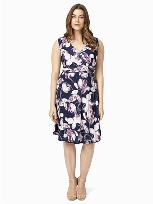Studio 8 Jen Floral Print Dress, Multi