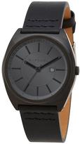 Rip Curl Brinkman Leather Watch Black