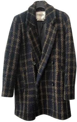 Essentiel Antwerp Multicolour Wool Coats