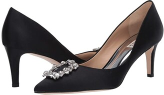 Badgley Mischka Carrie (Black) Women's Shoes