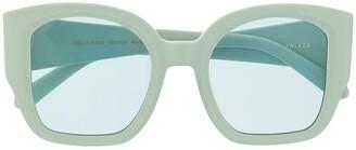 Karen Walker Check Mate sunglasses
