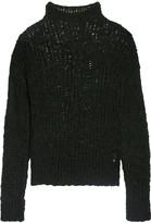 Line Randolph open-knit alpaca-blend sweater