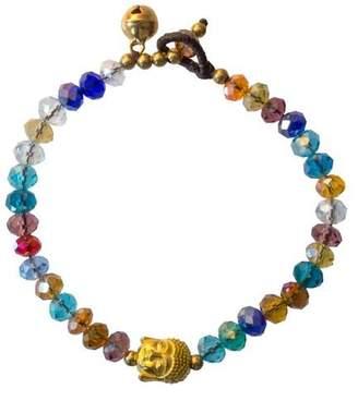 Saraswati Unisex No Metal Strand Bracelet - AC111