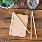 STUDY Victoria & Abigail Leather Handbound Journal