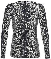 Burberry Panaro Leopard top