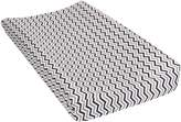 Trend Lab Chevron Deluxe Flannel Changing Pad Cover