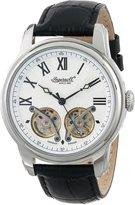 Ingersoll Men's IN3104SL Raleigh Analog Display Automatic Self Wind Black Watch