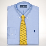 Polo Ralph Lauren Classic-Fit Houndstooth Shirt