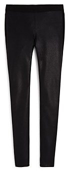 Aqua Girls' Faux Leather Pants, Big Kid - 100% Exclusive