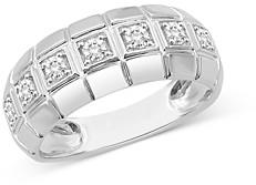 Bloomingdale's Diamond Ring in 14K White Gold