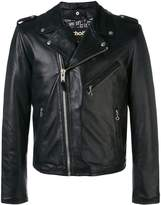 Schott x Les (Art)ists High Society biker jacket