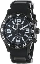 Invicta Men's 12144 Specialty Chronograph Dial Polyurethane Watch