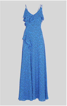 Whistles Lunar Spot Maxi Dress