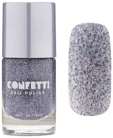 Forever 21 Confetti Purple Nail Polish