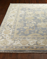 Horchow Exquisite Rugs Blue Ivy Oushak Rug, 12' x 15'
