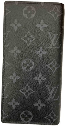 Louis Vuitton Brazza Black Cloth Small bags, wallets & cases