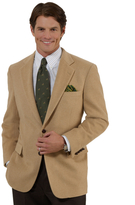 Brooks Brothers Two-Button Camel Hair Sport Coat