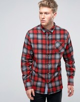 Brave Soul Large Check Shirt