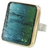 Jamie Joseph Smooth Rectangle Tourmaline Ring