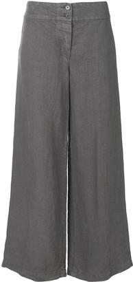 Aspesi Wide-Leg Cropped Trousers