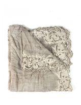 Faliero Sarti Wool And Silk Scarf