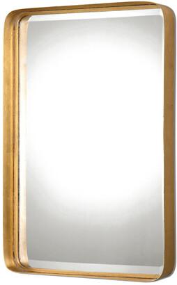 Uttermost Crofton Antique Gold Mirror