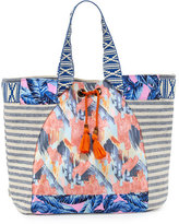 Maaji Multi-Print Beach Tote Bag