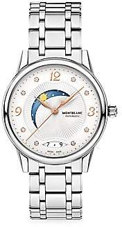 Montblanc Women's Bohà ̈me Day & Night Bracelet Automatic Watch