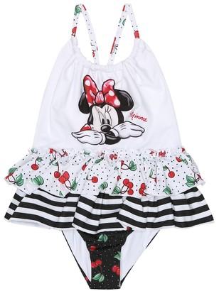 MonnaLisa x Disney printed swimsuit
