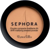 Sephora 8hr Mattifying Pressed Powder