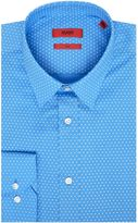 Hugo Elisha Slim Print Shirt