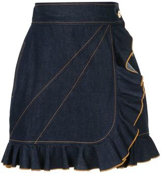 Karen Walker Delta skirt