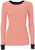 Michael Kors Women Striped T-shirt