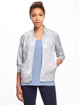 Old Navy Performance Bomber Jacket for Women