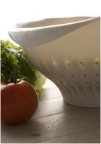 Preserve Large Colander, 3.5 quart, White
