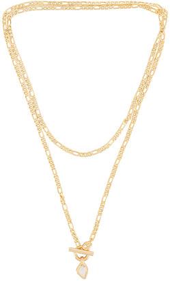 Jenny Bird Seychelles Wrap Necklace