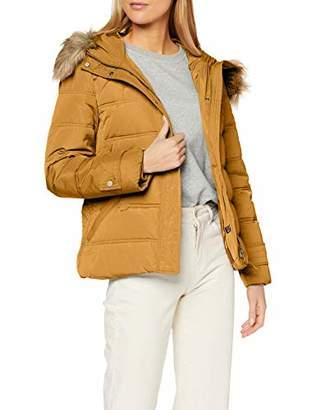 Esprit Women's 099EE1G003 Jacket, (Old Pink 680), L