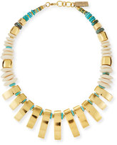 Lizzie Fortunato Sugar Reef Turquoise Necklace