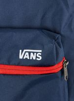 Topman Vans Blue And Red Backpack