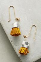 Hechizo Alma Mini Tassel Earrings