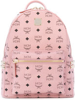MCM Start monogram backpack