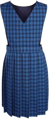 Unbranded St Mary's School, Cambridge School Girls' Tunic Dress, Tartan